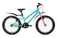 Детский велосипед  Forward Altair MTB HT 20 Low 1ск (2019)
